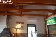 Montaža 2 FUJITSU inverter klima uredjaja - Bosanska Otoka